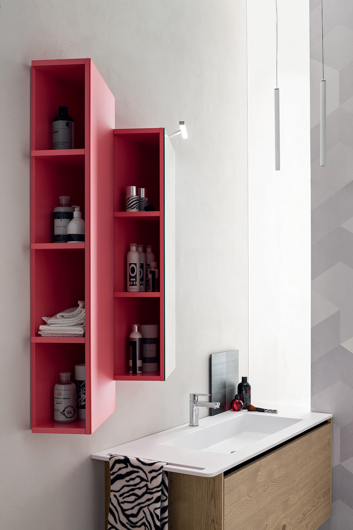 bagno living coral