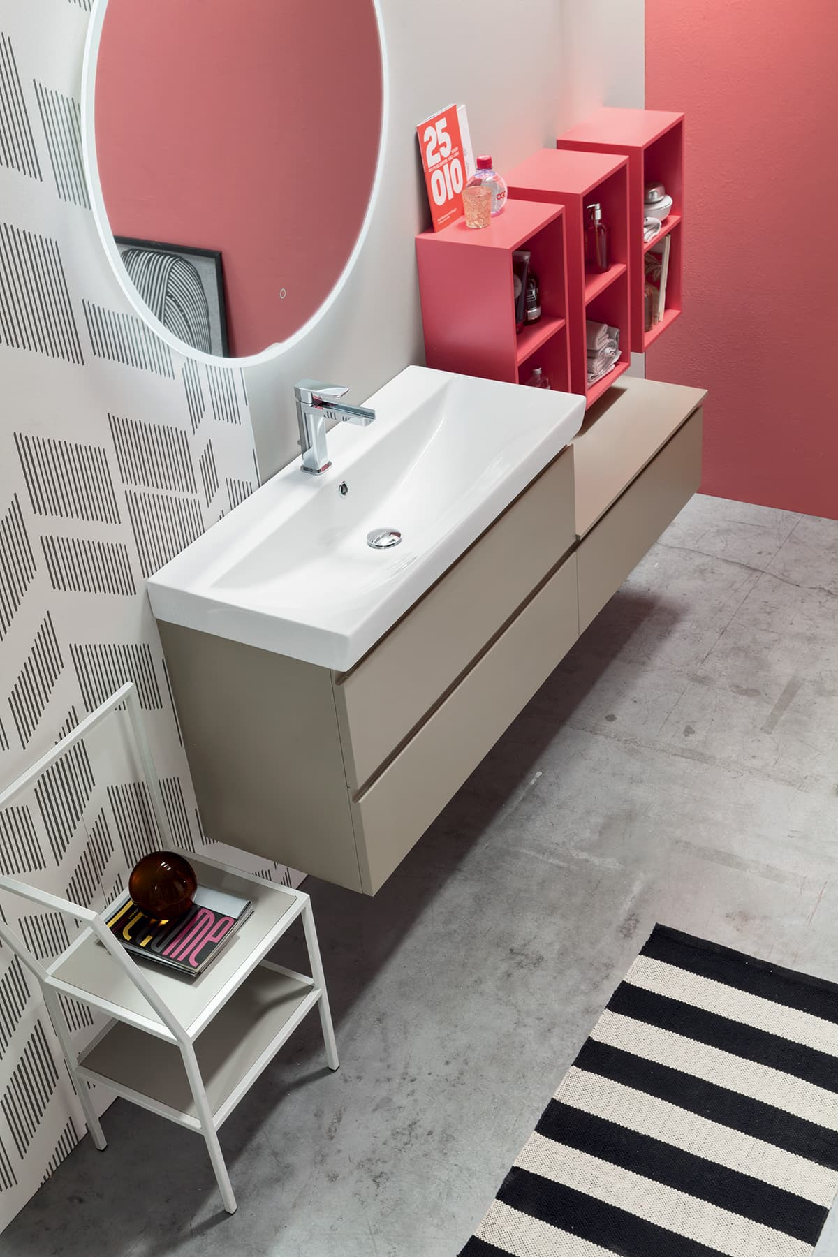 living coral bagno