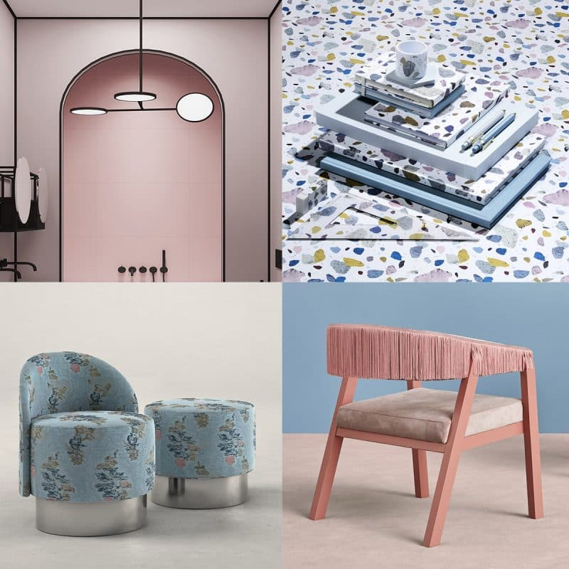 Le tendenze del Salone del Mobile 2019