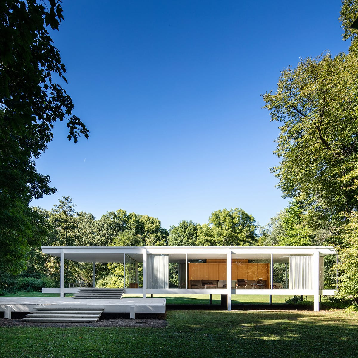 Arredi Minimal - Farnsworth House